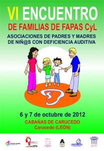 cartel del VI Encuentro
