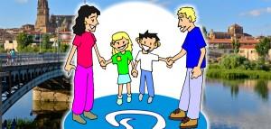IX Encuentro de Familias de FAPAS CyL en Salamanca
