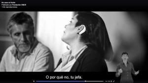 FIAPAS participa en la campaña institucional de la ONCE
