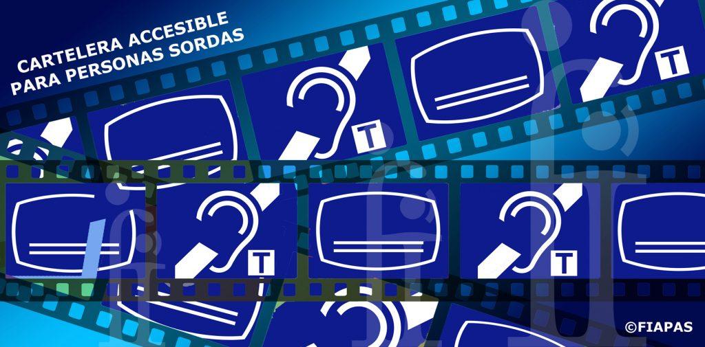 Fiesta del Cine no accesible para personas sordas