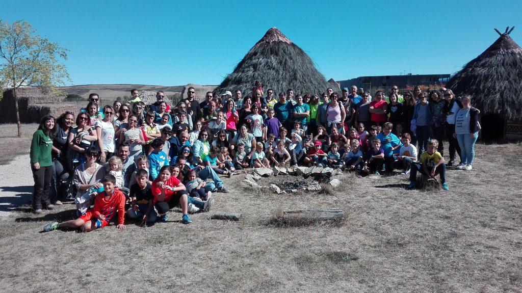 XI Encuentro de Familias de FAPASCyL: crónica y fotos