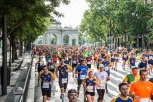 Carrera Liberty en Madrid el 3 de junio
