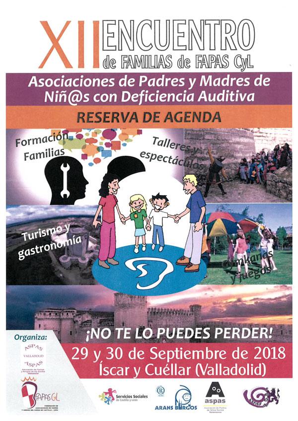XII Encuentro de Familias de FAPASCyL