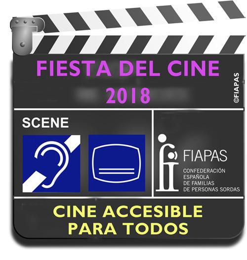 FIAPAS pide que el cine sea accesible