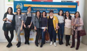 ARANSBUR en el Congreso Científico 40 Aniversario FIAPAS
