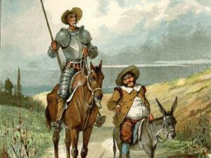 Lectura continuada del Quijote accesible