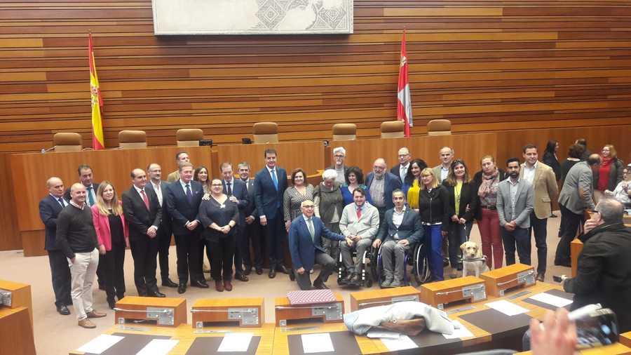 FAPAS CyL en el Día de la Convención Internacional de las Personas con Discapacidad