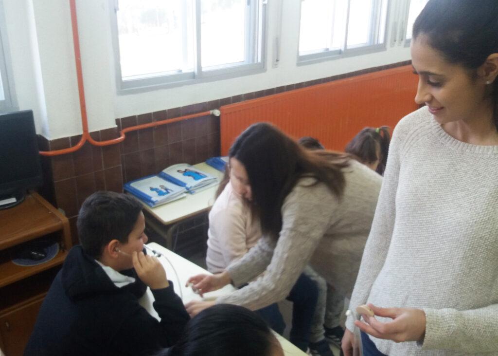 Talleres de sensibilización de ASPAS Salamanca