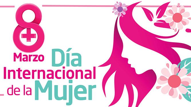Día Internacional de la Mujer el 8 de marzo