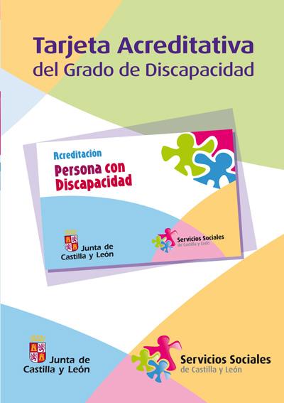 Tarjeta discapacidad de Castilla y León
