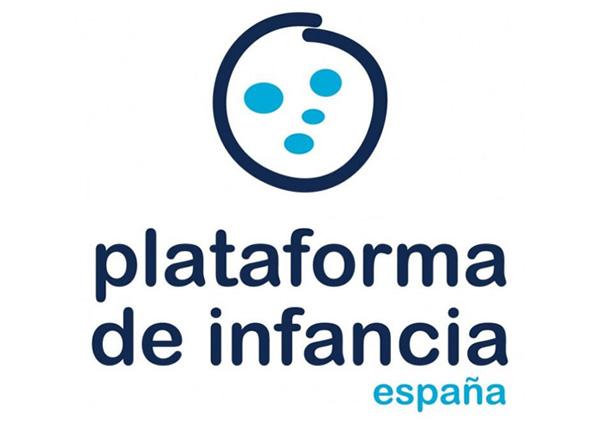 Logotipo de la Plataforma de Infancia