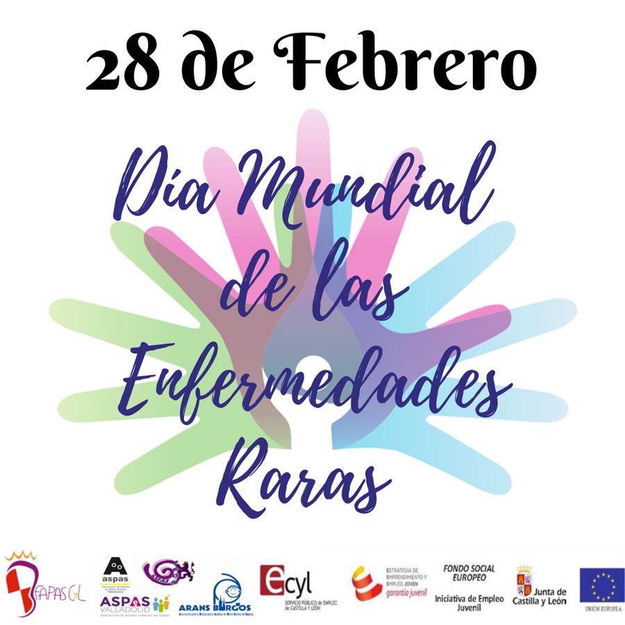 Día Mundial de las Enfermedades Rara el 28 de febrero