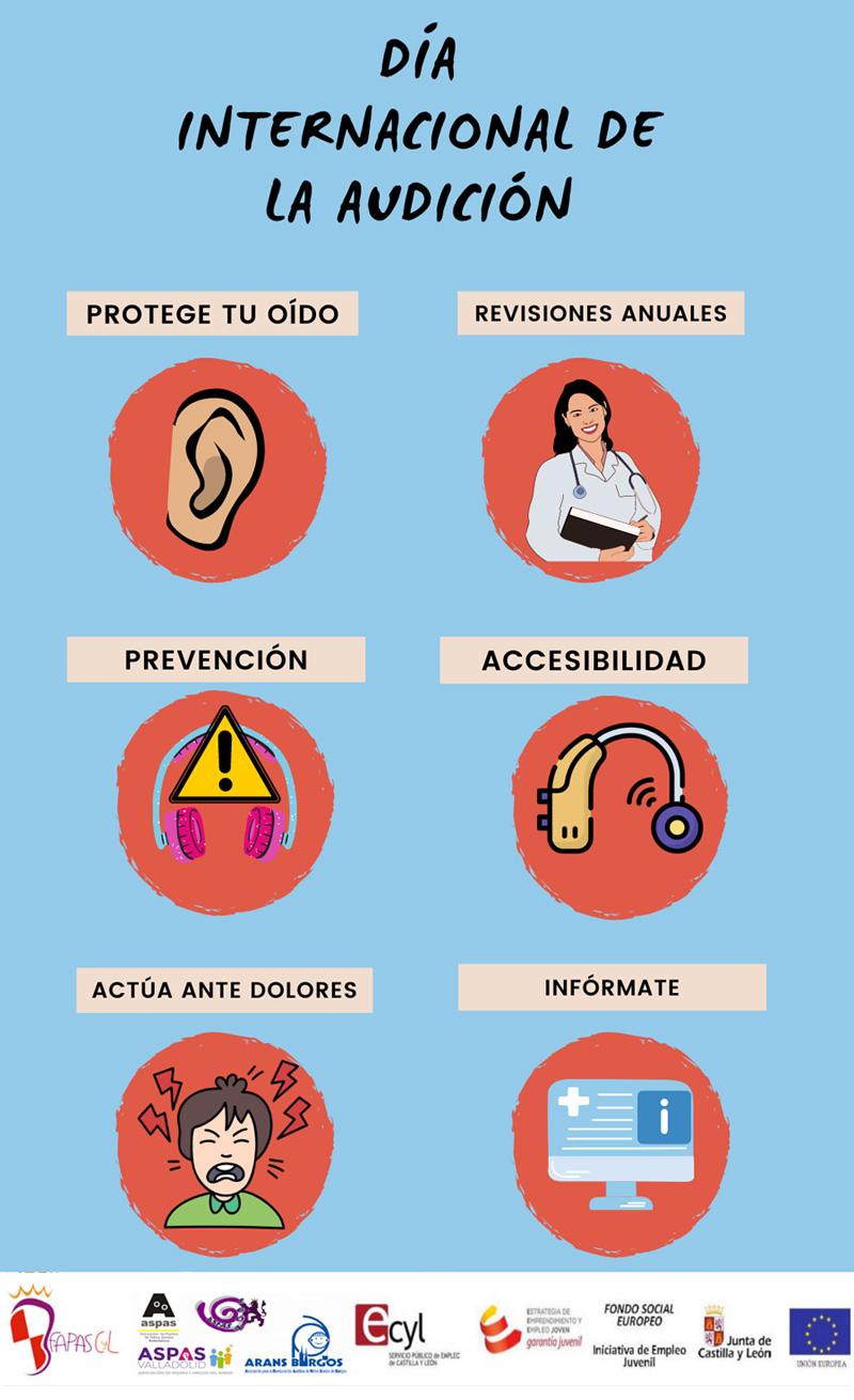Pautas para conocer y cuidad nuestros oídos