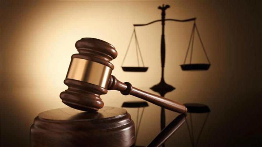 balanza de justicia y martillo de juez