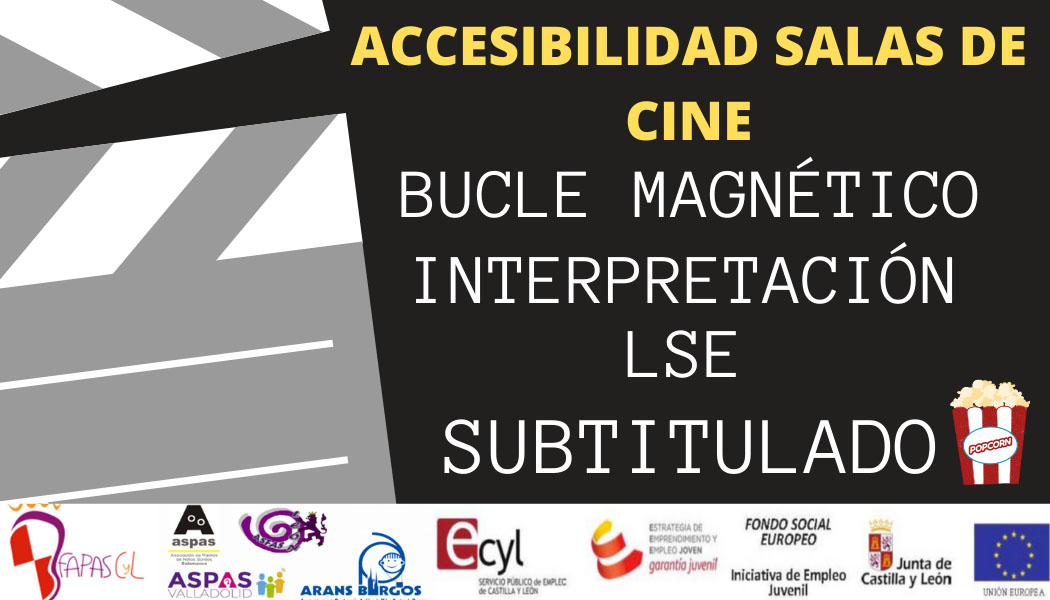 Accesibilidad en cines