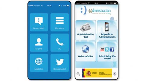 App del sector público