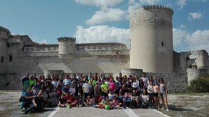 XII Encuentro de Familias de FAPAS CyL en Íscar y Cuéllar